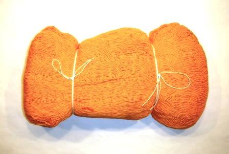mexická hojdacia sieť double oranžová