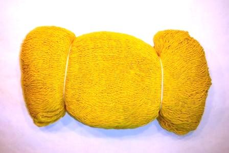 hojdacia sieť žltá