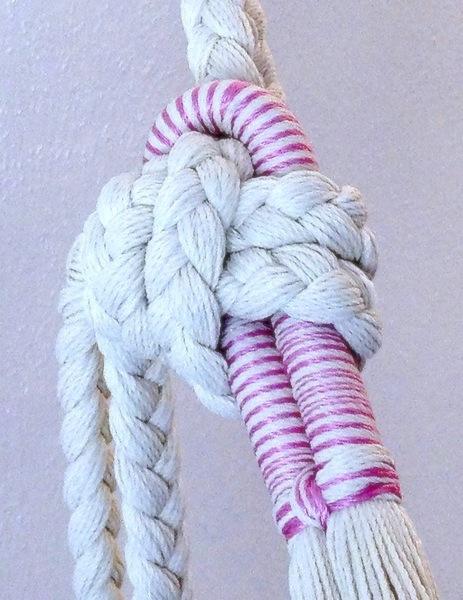 predlžovacie lano pre hojdacie siete