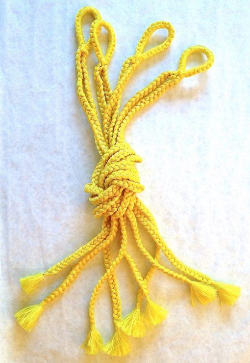 predlzovacie lano zlte