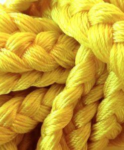 prezdlzovacie lano zlte
